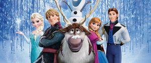 Fond d'écran La Reine des neiges