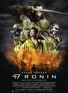 Affiche 47 Ronin
