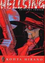 Couverture Hellsing