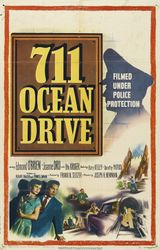 Affiche 711 Ocean Drive