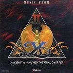 Pochette Music from Ys II (OST)