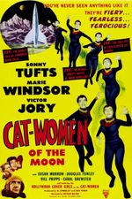 Affiche Cat-Women of the Moon