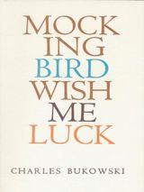 Couverture Mockingbird wish me luck