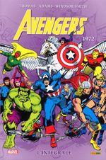 Couverture 1972 - The Avengers : L'Intégrale, tome 9