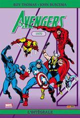 Couverture 1970 - The Avengers : L'Intégrale, tome 7