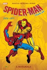 Couverture 1976-1977 - Spider-Man Team-Up : L'Intégrale, tome 4