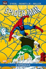 Couverture 1981 - Spider-Man : L'Intégrale, tome 20