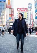 Affiche Tokyo Reverse