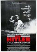 Affiche Hitler, un film d'Allemagne