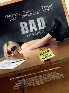 Affiche Bad Teacher