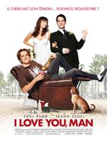 Affiche I Love You, Man