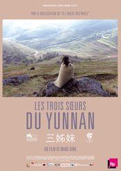 Affiche Les Trois Soeurs du Yunnan