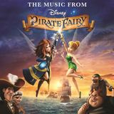 Pochette The Music From the Pirate Fairy (OST)