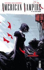 Couverture La Liste noire - American Vampire, tome 5