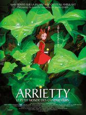Affiche Arrietty, le petit monde des chapardeurs