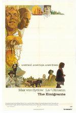 Affiche Les Emigrants