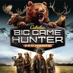 Jaquette Cabela's Big Game Hunter : Pro Hunts