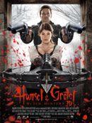 Affiche Hansel & Gretel : Witch Hunters