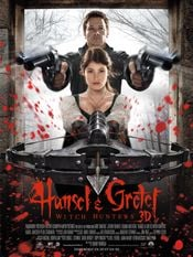 Affiche Hansel & Gretel : Witch Hunters