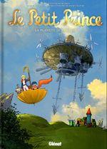 Couverture La Planète Cublix - Le Petit Prince, tome 19
