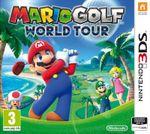 Jaquette Mario Golf : World Tour