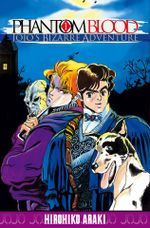 Couverture Phantom Blood - JoJo's Bizarre Adventure, saga 1