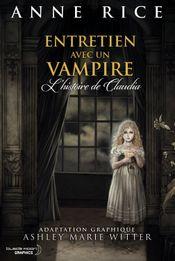 Couverture Entretien avec un Vampire, L'Histoire de Claudia