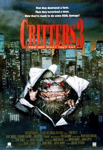Affiche Critters 3