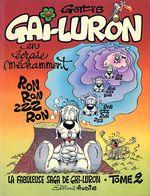 Couverture Gai-Luron en écrase méchamment - Gai-Luron, tome 2