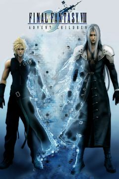 Affiche Final Fantasy VII : Advent Children