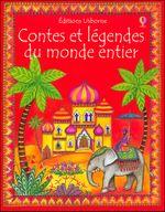 Couverture Contes et légendes du monde entier