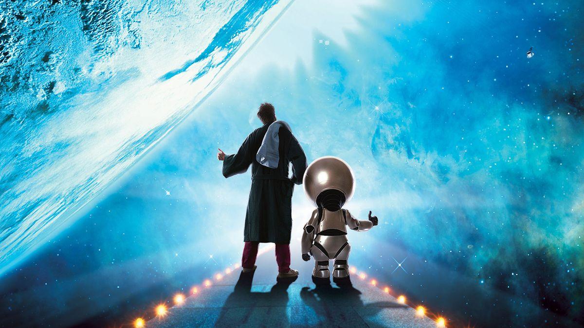 film h2g2 le guide du voyageur galactique