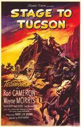 Affiche Les écumeurs des Monts Apaches