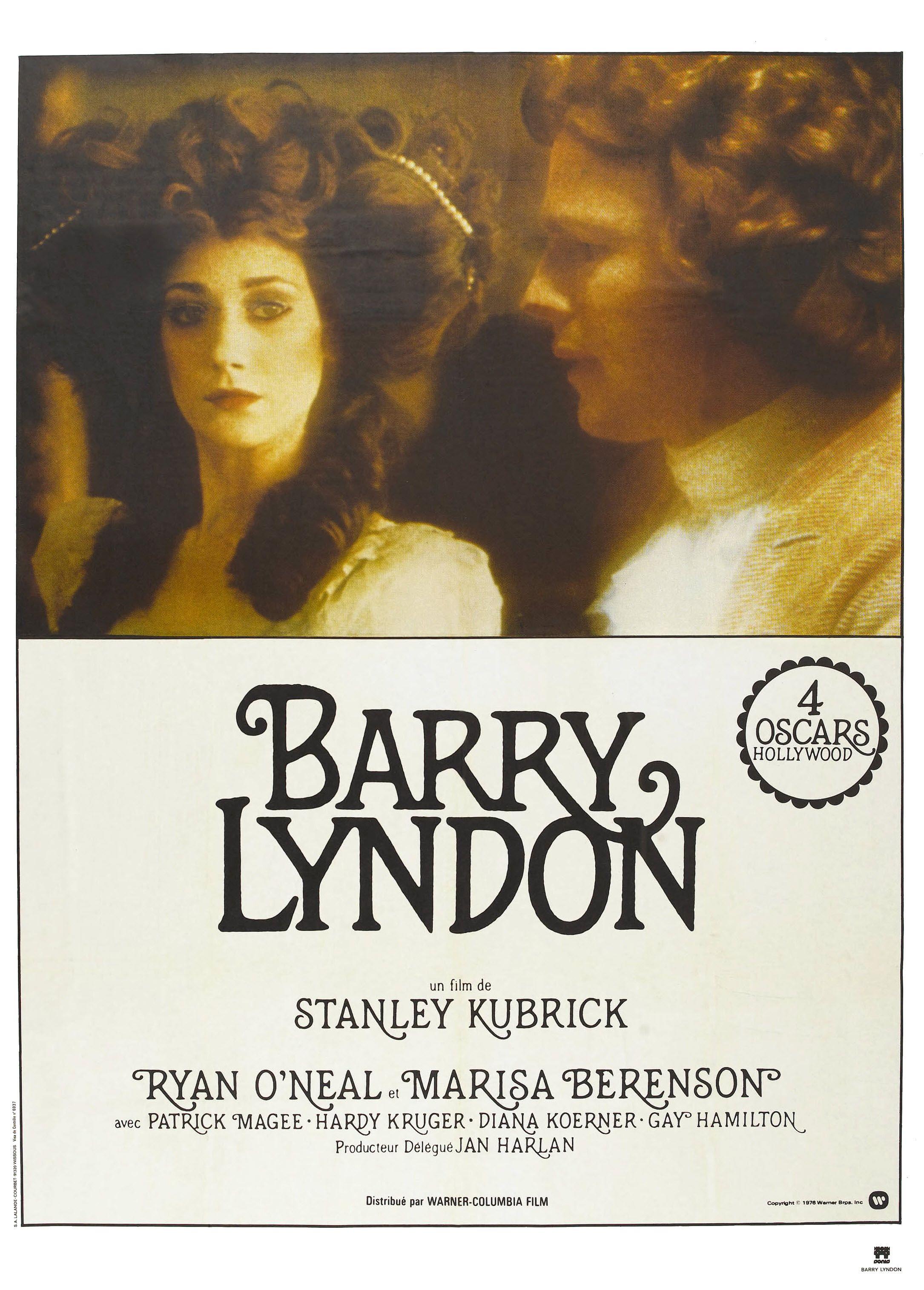 Affiches, posters et images de Barry Lyndon (1975 ...