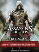 Jaquette Assassin's Creed IV : Black Flag - Le Prix de la Liberté