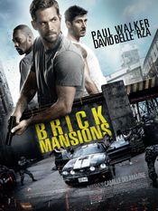 Affiche Brick Mansions