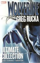 Couverture Wolverine by Greg Rucka Ultimate Collection