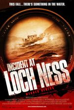 Affiche Incident au Loch Ness