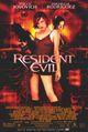 Affiche Resident Evil