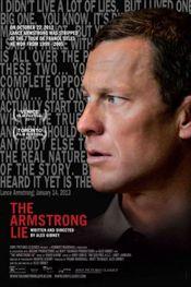 Affiche Le Mensonge Armstrong