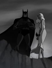 Affiche Batman : Strange Days
