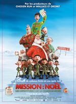 Affiche Mission : Noël - Les Aventures de la famille Noël