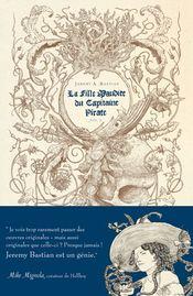 Couverture La Fille maudite du capitaine pirate, tome 1