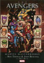 Couverture Marvel Masterworks: The Avengers, Volume 5