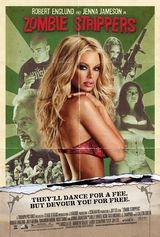 Affiche Zombie Strippers