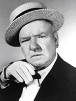 Photo W.C. Fields