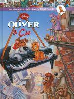 Couverture Oliver & Cie - Les plus grands chefs-d'œuvre Disney en BD, tome 38