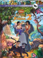 Couverture Le Livre de la Jungle 2 - Les plus grands chefs-d'œuvre Disney en BD, tome 40