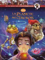 Couverture La Planète au trésor - Les plus grands chefs-d'œuvre Disney en BD, tome 49
