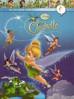 Couverture La Fée Clochette - Les plus grands chefs-d'œuvre Disney en BD, tome 53